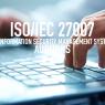 มาตรฐานสำหรับผู้ตรวจประเมินระบบการจัดการความปลอดภัยเทคโนโลยีสารสนเทศ