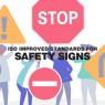 ไอเอสโอปรับปรุงมาตรฐานป้ายสัญลักษณ์ความปลอดภัย