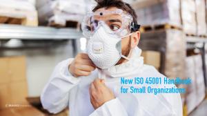 New ISO 45001 Handbook  for Small Organizations