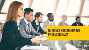 PROFESSIONALS NEED  STANDARDS PROFESSIONALS