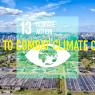 โลกร่วมใจต่อสู้เพื่อเป้าหมาย SDG 13 ตอนที่ 1