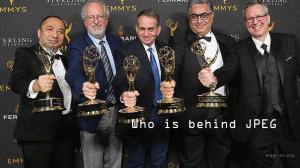 Who is behind JPEG