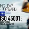 ความคืบหน้ามาตรฐานความปลอดภัย ISO 45001